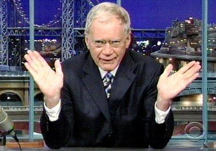 Lettermans Top 10 for Monday, August 20, 2012 - Congressman Kevin ...