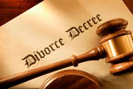 Divorce Process for Marital Goods