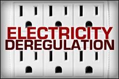 ElectricityDeregulation