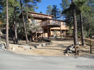 A home for sale in Prescott, Arizona