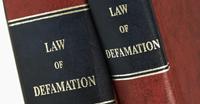 online defamation