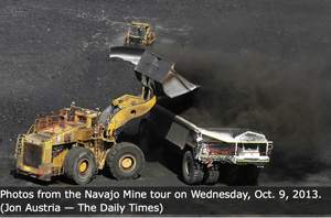 mining operations continue as navajo nation thinks about purchasing