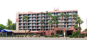 Twin Palms Hotel 225 E Apache Blvd