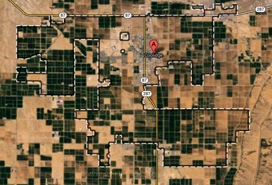 Pinal Land Holdings announced in December that it has closed on more than 11,400 acres of land in Pinal County