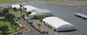 Mesa's Falcon Field