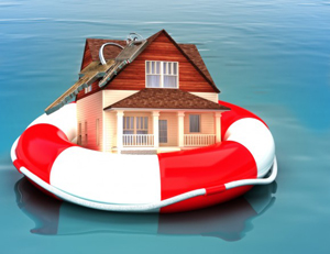 Number of underwater mortgages drops