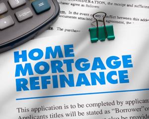 refinancing boom