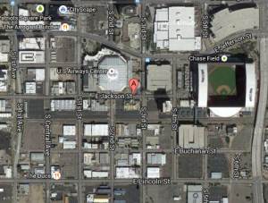 Downtown Warehouse District