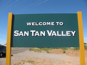 san Tan Valley incorporation