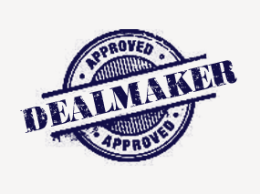 Dealmaker Logo