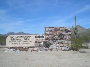 San Tan Mountain Regional Park
