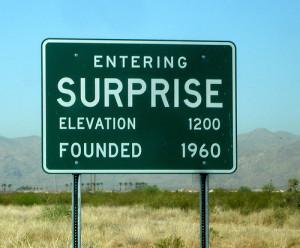 Surprise, AZ