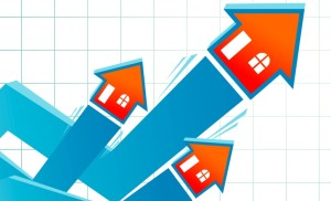home sales increase