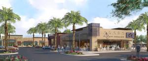 Scottsdale Road plaza