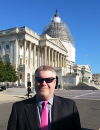 Rose Law Group Partner Ryan Hurley is attending the marijuana conference in DC/Facebook