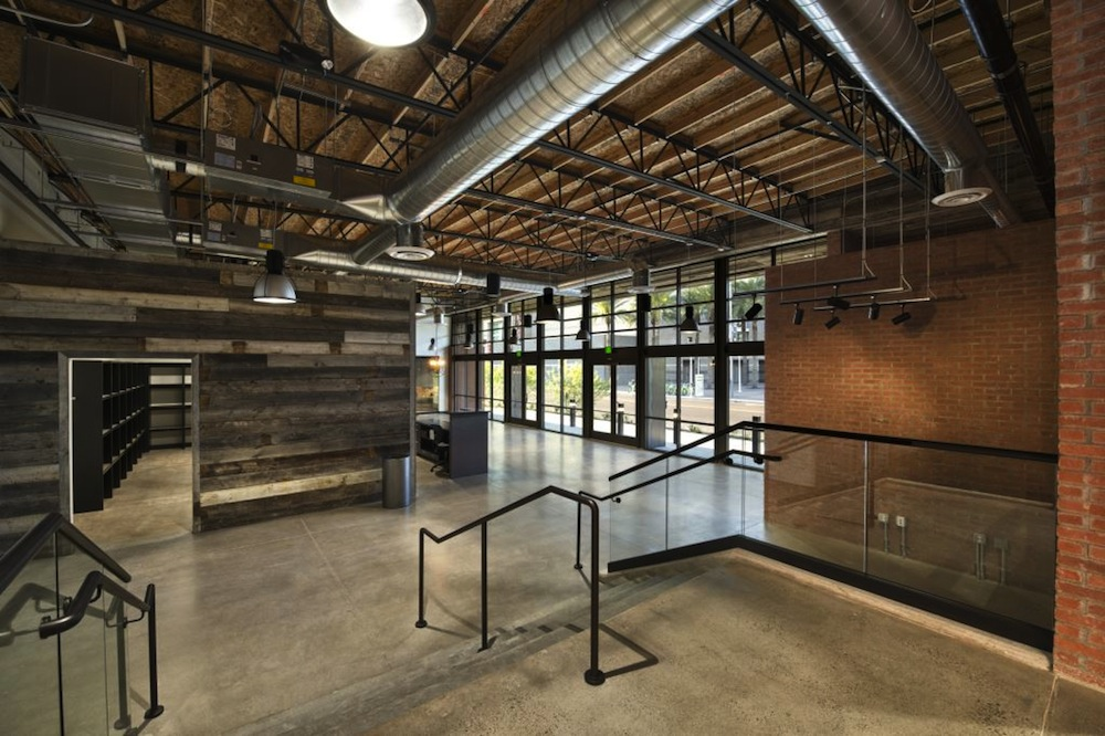 lge completes remodel of downtown phoenix warehouse district