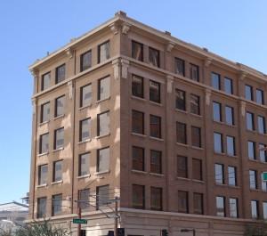 Psycho building