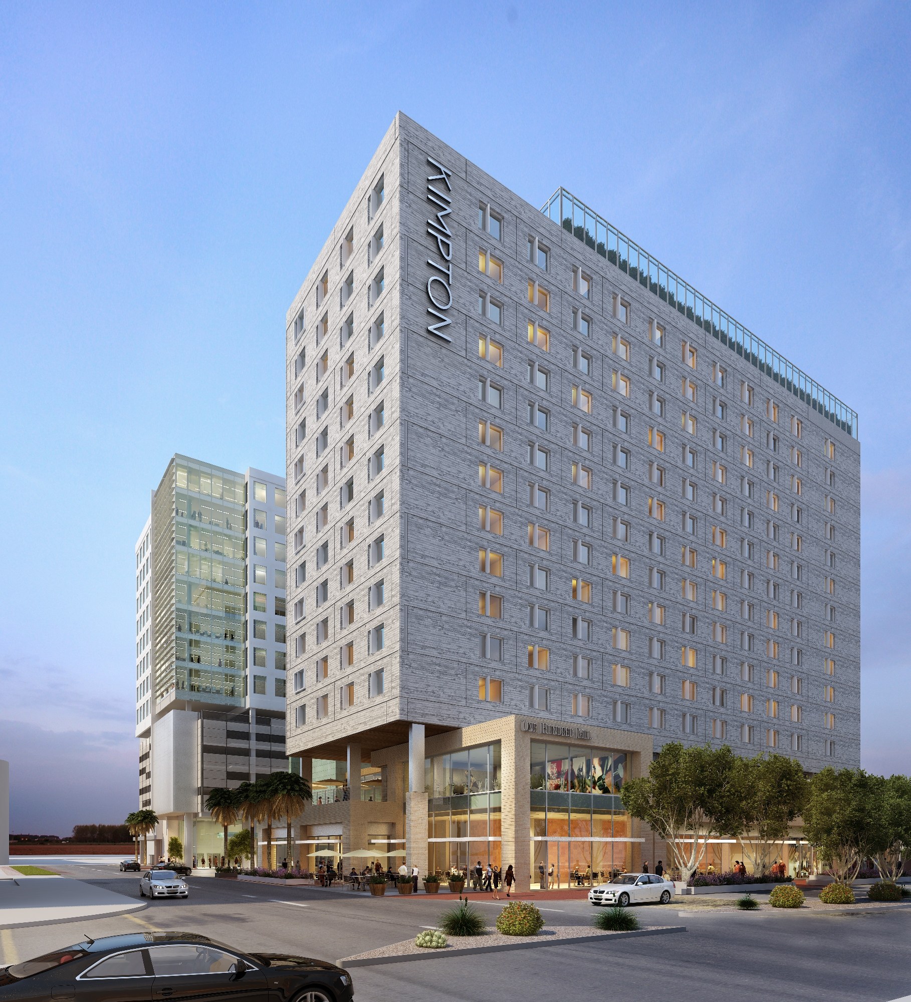 Kimpton Hotels & Restaurants Announces Hotel At One