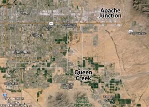 Apache Junction Queen Creek