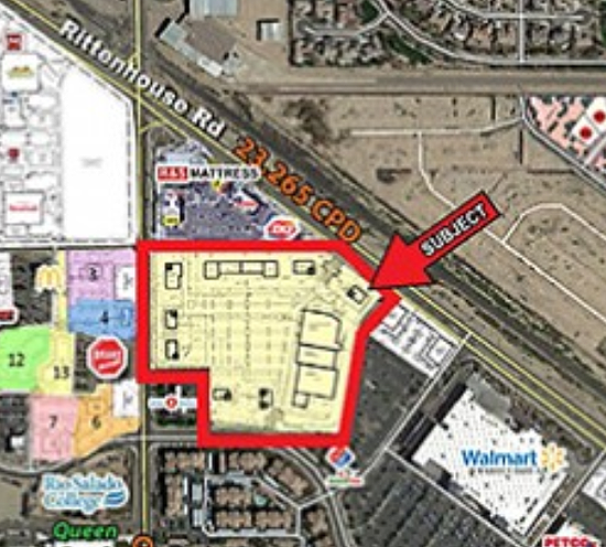 Queen Creek To Get New Shopping Center