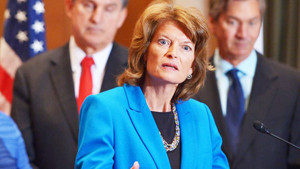 Sen. Lisa Murkowski (R-Alaska), chairman, Energy and Natural Resources Committee.