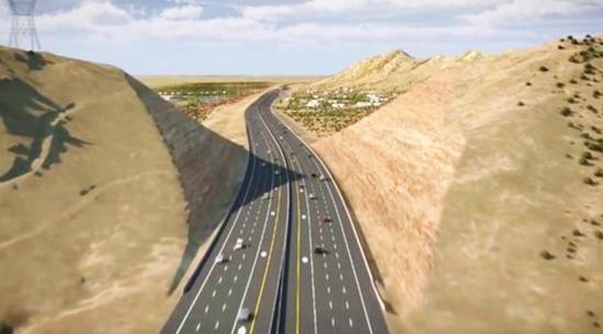 South Mountain Freeway