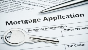 Mortgages applications