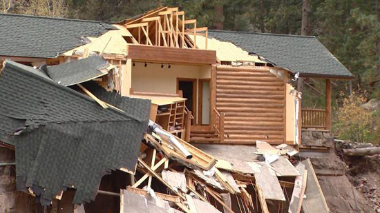 A chunk of Colorado's share of the federal mortgage banking settlement was reallocated to help residents of counties hit by floods and wildfires with affordable housing:CBS