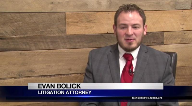 Evan Bolick