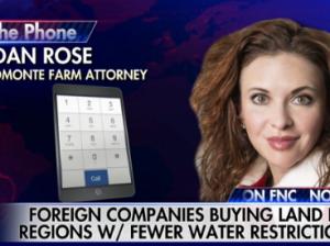 Jordan Rose water rights