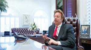Michael Pollack/Photo- Cory Bergquist, Arizona Business Magazine May:June 2012