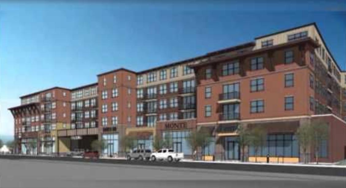 Flagstaff housing project