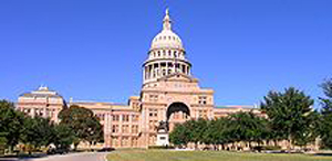 The Texas State Capitol / Wikipedia