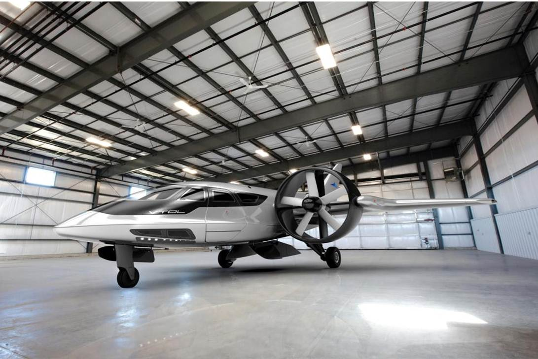 XTI-TriFan-600-Hangar