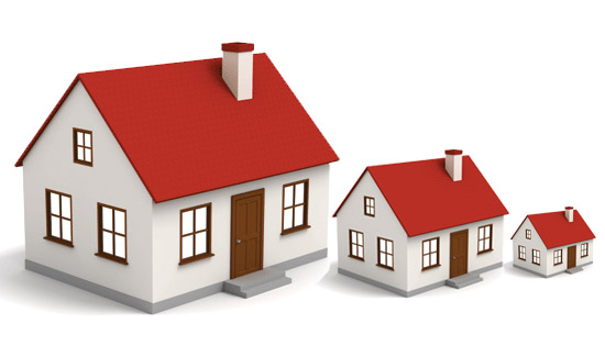 downsizing real estate