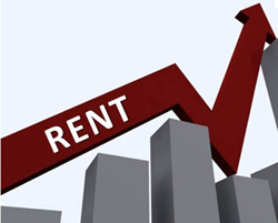high rent