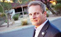 Paradise Valley Mayor Michael Collins. /File photo
