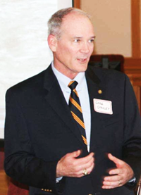 Pinal County Manager Greg Stanley