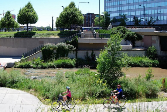 In an effort to help people become less car-dependent, cities such as Denver are getting directly involved in the creation of transportation apps.