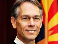 Arizona Supreme Court Justice Scott Bales. :Photo- handout