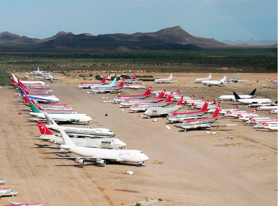Pinal Airpark becomes growing presence in county - Rose ...