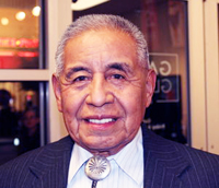 Edward Manuel, Chairman Tohono O'odham Nation