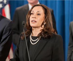 California Attorney General and U.S. Senator-elect Kamala Harris/Lonnie Tague/Department of Justice