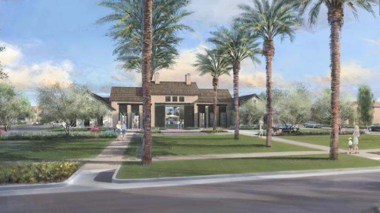 USAA Sunbelt start construction on 400 acre development