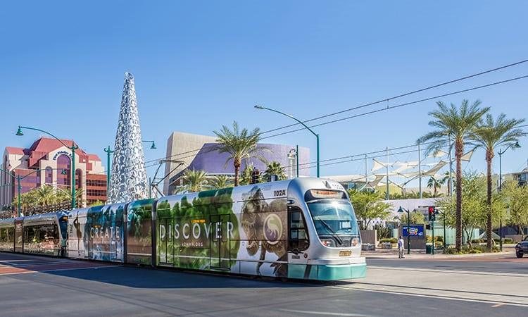 Technology Transit And A Solid Vision Brings Mesa S