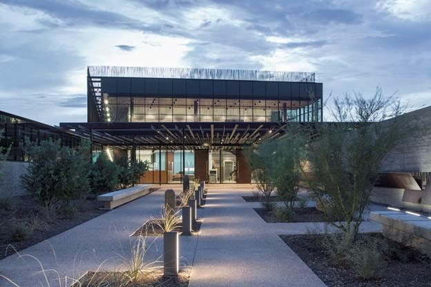 Srpmic Justice Center Earns Architizer A Award Rose Law