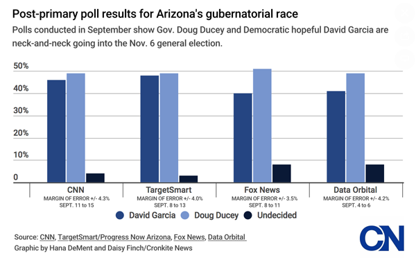 10 Ways To Interpret Poll Showing >> Which Political Polls Should We Believe Rose Law Group Reporter