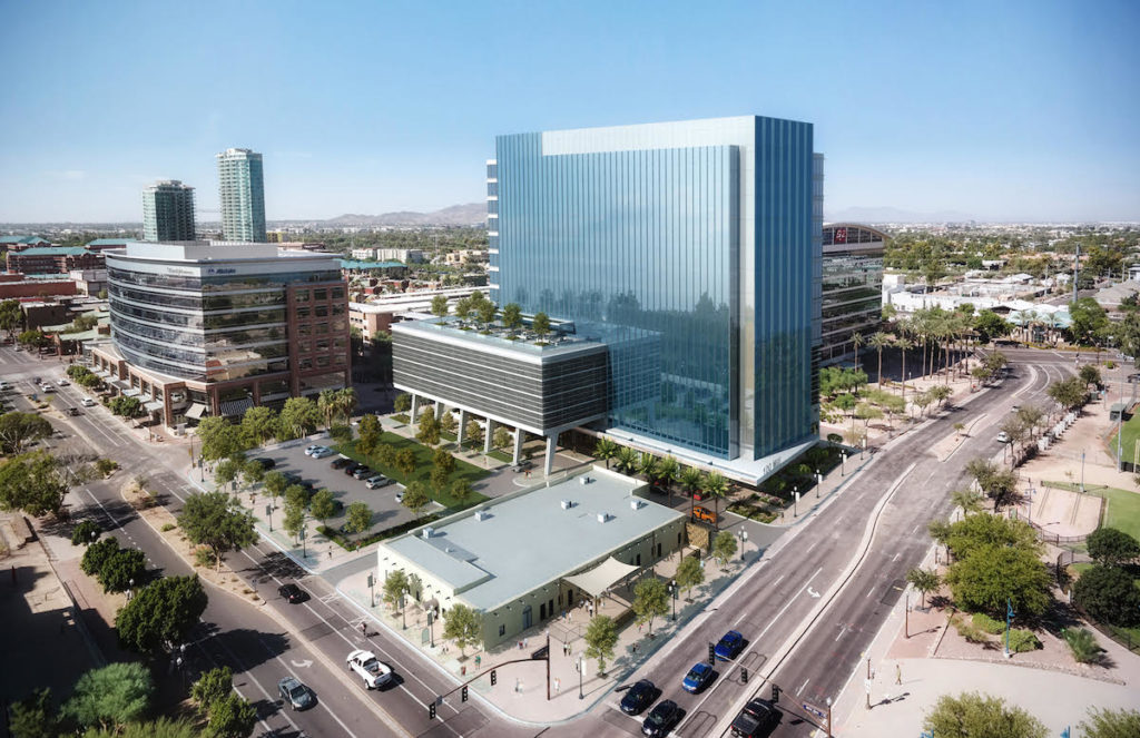 plans for 100 mill avenue in tempe taking shape