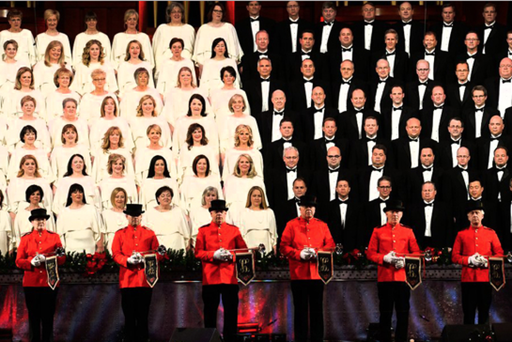 The Mormon Tabernacle Choir is no more after more than 150 years ...