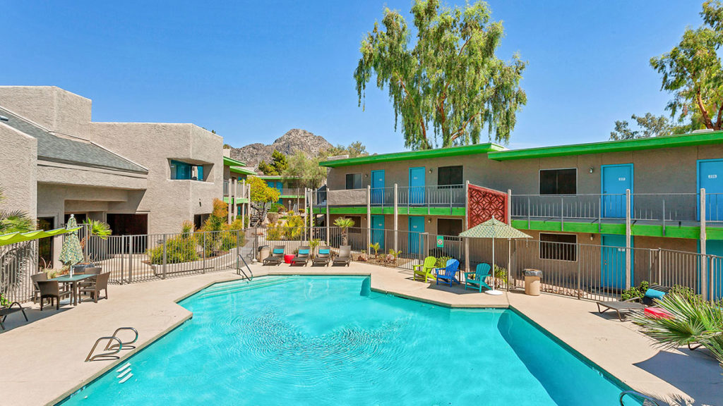 Abi Multifamily Brokers 22 2m 180 Unit Apartment Community In Phoenix
